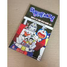 Sách ] Doraemon - Truyện Dài - Tập 7: Nobita Và Binh Đoàn Người ...