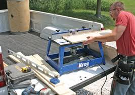 Kreg Precision Benchtop Router Table