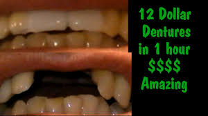 the 5 craziest denture tips on the