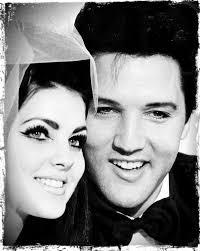 Elvis Presley e Priscilla Ann Wagner - Rock in love: le coppie della musica  - iO Donna