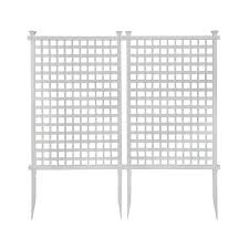 Zippity Outdoor Products 4 5 Ft H X 3 Ft W Highland Vinyl Privacy Screen Reviews Wayfair