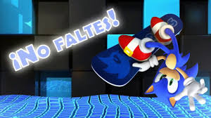 Sonic Video Invitacion De Cumpleanos Youtube