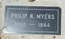 Philip N Myers (1866-1944) - Find A Grave Memorial