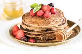 country ermilk buckwheat pancakes