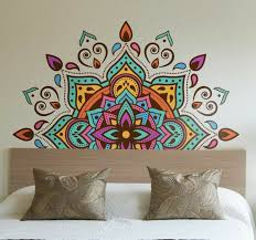 Mandala Art Pattern Design Now As Wallbackground Em 2020 Projeto De Pintura De Parede Parede Grafitada Decoracao Quarto E Sala