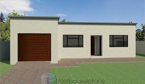 2 room house plans south africa flat