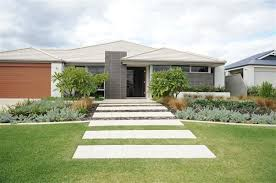 modern west australian native garden