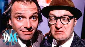 Top 10 Best of Rik Mayall and Ade Edmondson - YouTube