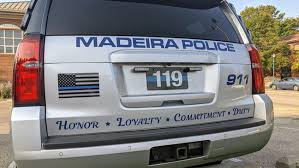 Madeira To Consider Thin Blue Line Flag Other Unofficial Messages On City Property Wkrc