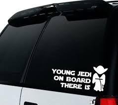 Sticker Baby On Board Decal