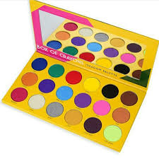 crayons ishadow palette hottest