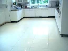 white floor tiles for kitchen