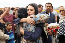 How New Zealand's Prime Minister Jacinda Ardern Reacted to the ...