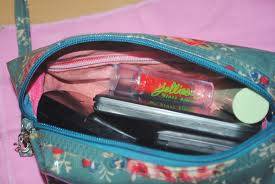 how to clean your makeup bag 10 steps