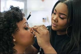 african american makeup artist