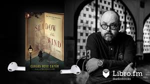 The Shadow Of The Wind by Carlos Ruiz Zafon Audiobook Excerpt ...