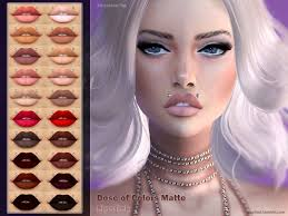 angissi s dose of colors matte lipstick