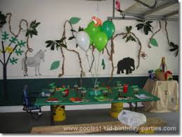 coolest kid safari party ideas for a