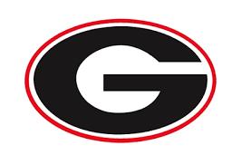 Georgia Bulldogs G Vinyl Decal Sticker 4 Sizes 134