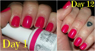 removing gel nail polish with foil