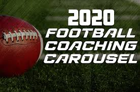 2020 La. High School Football Coaching Carousel - GeauxPreps