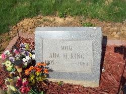 Ada Marie Simmons King (1905-1963) - Find A Grave Memorial