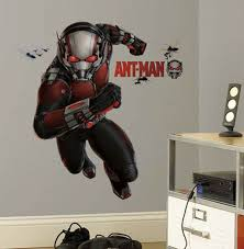 Fathead Ant Man Marvel Comics Real Big Wall Decor Avengers Brand New 96 96136 For Sale Online
