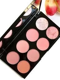ultra blush palette hot e