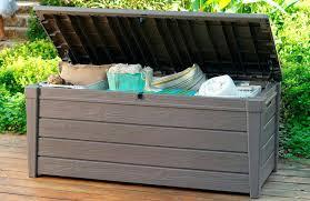 storage box grey keter brightwood deck