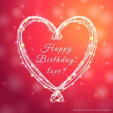 romantic birthday wishes for boyfriends
