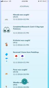Field Research | November Shedinja Edition : TheSilphRoad