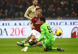 Coppa Italia 2019-2020, Milan-Spal 3-0: Piątek torna a sparare e ...