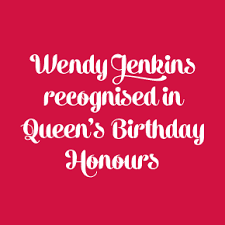 Fremantle Press's Wendy Jenkins recognised in Queen's Birthday Honours -  News - Fremantle Press
