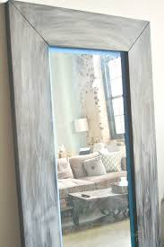 mongstad floor mirror makeover ikea