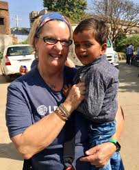 Volunteer Spotlight: Gay Smith Lives by Example | LEAP Global Missions