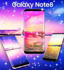 live wallpaper for galaxy note 8 apk
