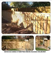 Custom Dog Kennel By Keng Fence Denver Colorado 720 431 0927 Custom Dog Kennel Custom Dog Cedar Fence