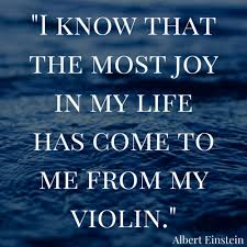 inspirational quotes from famous violin players