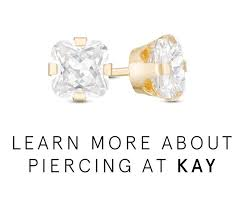 ear piercing services at kay jewelers kay