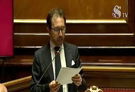 Renzi in Senato: «Votiamo no alla sfiducia a Bonafede. Ma faccia ...