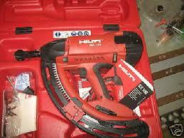 powder actuated tools lead exposure