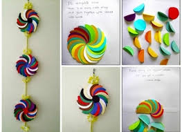 wall hanging paper quilling creative