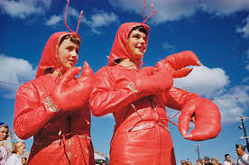 Throwback Travel: Maine's Lobster Kitsch
