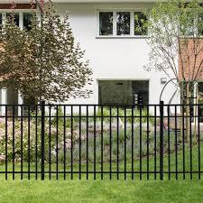 5 Mansfield Ornamental Aluminum Fencing Weatherables