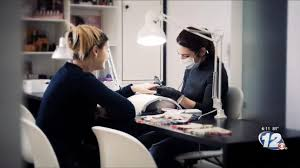 modern day slavery causing nail salons