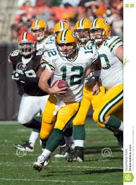 Aaron Rogers Of The Green Bay Packers Editorial Stock Photo - Image of  quarterback, grass: 79131868