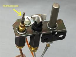 identifying gas fireplace parts