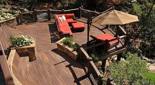 wpc decking tiles composite boards wood