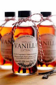 vanilla extract recipe how to make
