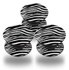 Decal Style Vinyl Skin Wrap 3 Pack For Popsockets Zebra Popsocket Not Included By Wraptorskinz Popsockets Diy Pop Socket Pop Sockets Iphone